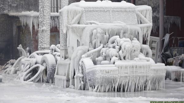 Hard ice