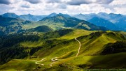 Mountainous countryside