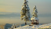 Relaxed winter place